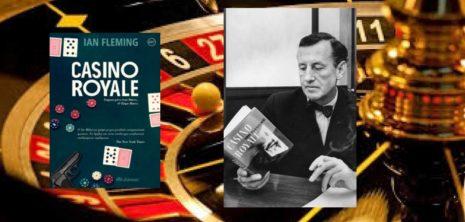 "Ian Lancaster Fleming ""Casino Royale"" από τις εκδόσεις Διόπτρα"