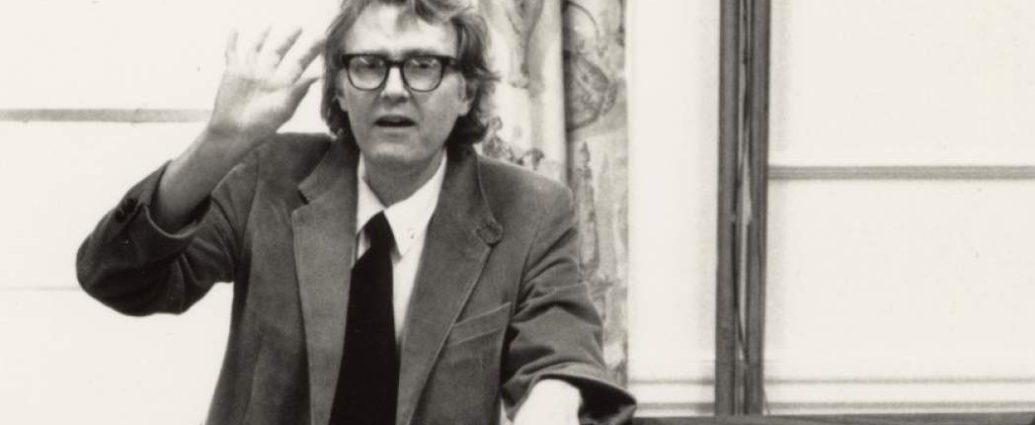 Με τα λόγια (γίνεται) - Αφιέρωμα στον Αμερικανό ποιητή Bill Knott