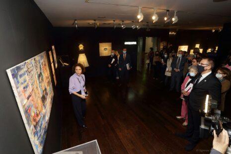 Με επιτυχία εγκαινιάστηκε η έκθεση «ΓAK-ART: Αφηγήσεις & Αναγνώσεις»